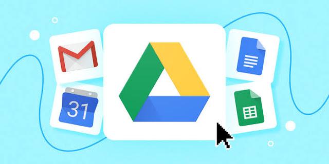 Begini cara download file di Google Drive