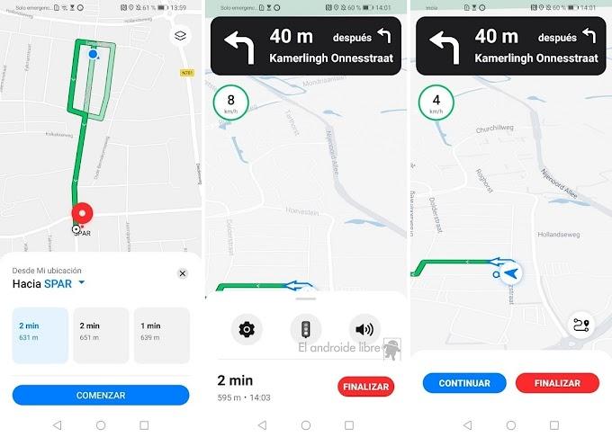 Petal Maps: We tested Huawei Google Maps