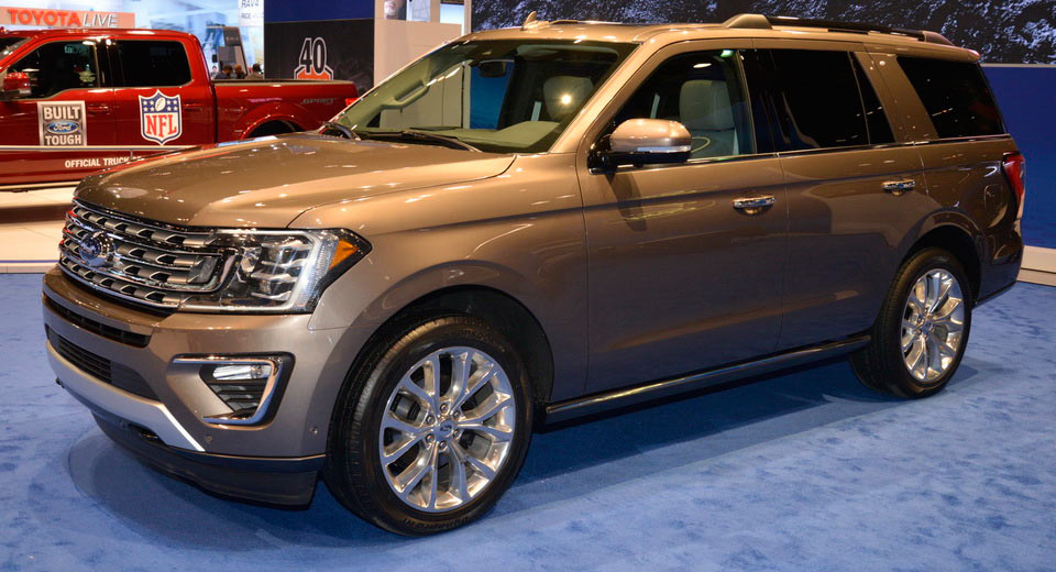 new 2018 ford expedition. Exellent New With New 2018 Ford Expedition