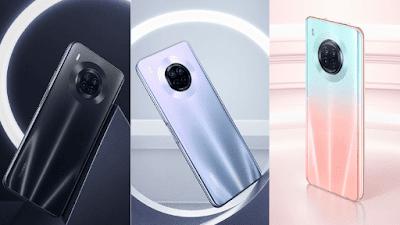 Warna Huawei Y9A