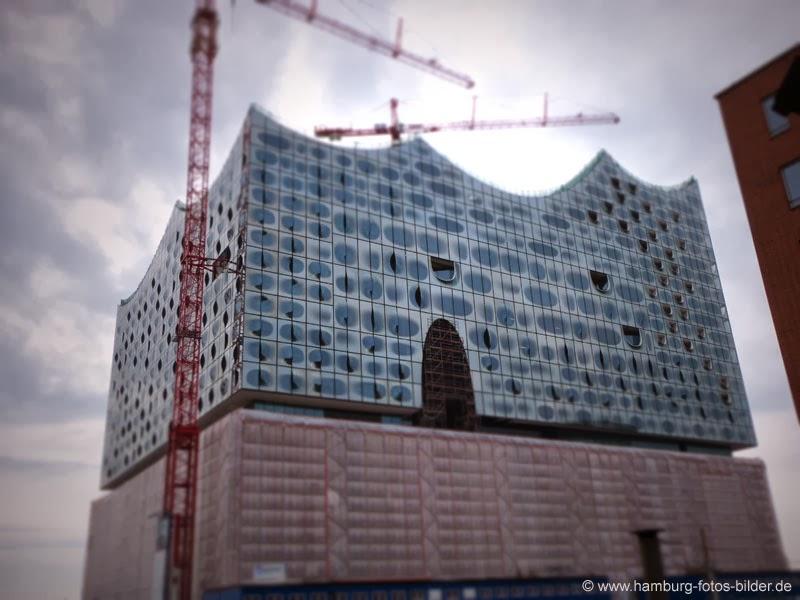 Elbphilharmonie Hamburg aktuell 2014
