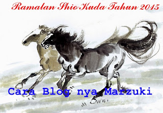 ramalan shio kuda tahun 2015 dan peruntungan shio kuda di tahun 2015