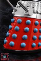 Custom 'Mutation of Time' Red Dalek 08
