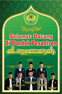 banner psb pesantren