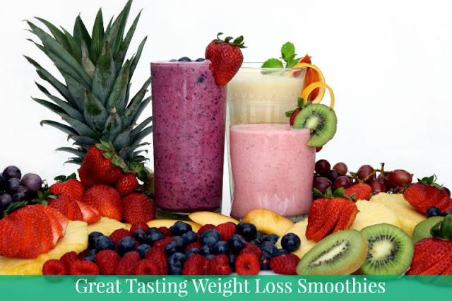 Great Tasting Weight Loss Smoothies  via  www.productreviewmom.com