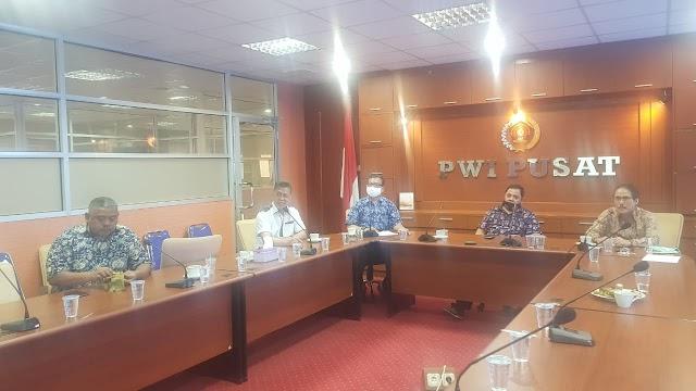 PWI Pusat Gelar Safari Jurnalistik Perdana 2020 Diikuti 318 Wartawan