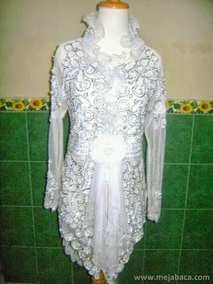 Foto Model Baju Kebaya Akad Nikah
