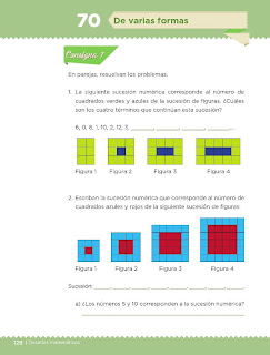Apoyo Primaria Desafíos Matemáticos 4to. Grado Bloque IV Lección 70 De varias formas