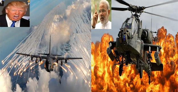 अभी-अभी: राष्ट्रपति बनने के दुसरे दिन ही ट्रम्प ने pm मोदी ने की सर्जिकल स्ट्राइक, ढेर किये 200 आतंकी.. पढ़ें पूरी खबर...
