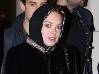 Di Atas Kapal Pesiar, Lindsay Lohan Tetap Berpuasa Meski Temannya Asyik Berpesta