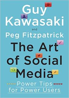 The Art of SMO Book for Power Tips- Guy Kawasaki