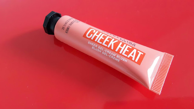 Maybelline Cheek Heat Likit Allık | 30 Coral Ember