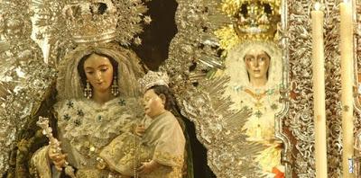 La Hermandad de la Macarena suspende la salida procesional de Nuestra Señora del Rosario