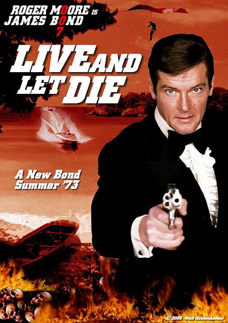 James Bond 007 ภาค 8 Live And Let Die (1973) พยัคฆ์มฤตยู