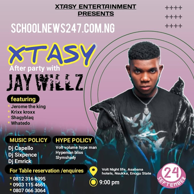 UNN: XTASY After party with Jay Willz