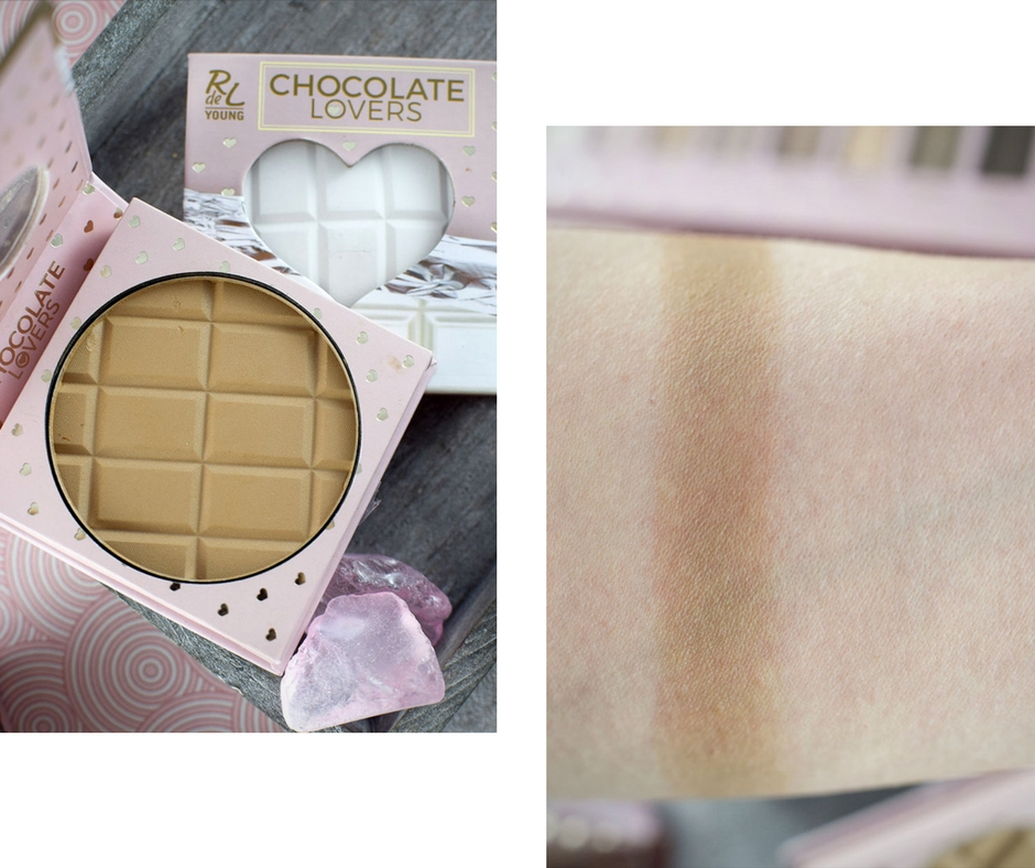 Chocolate Lovers LE, RdeL Young, Swatch, Brozener