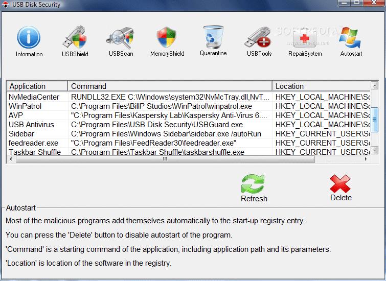 USB SECURITY 5.3.0.20 DISK TÉLÉCHARGER