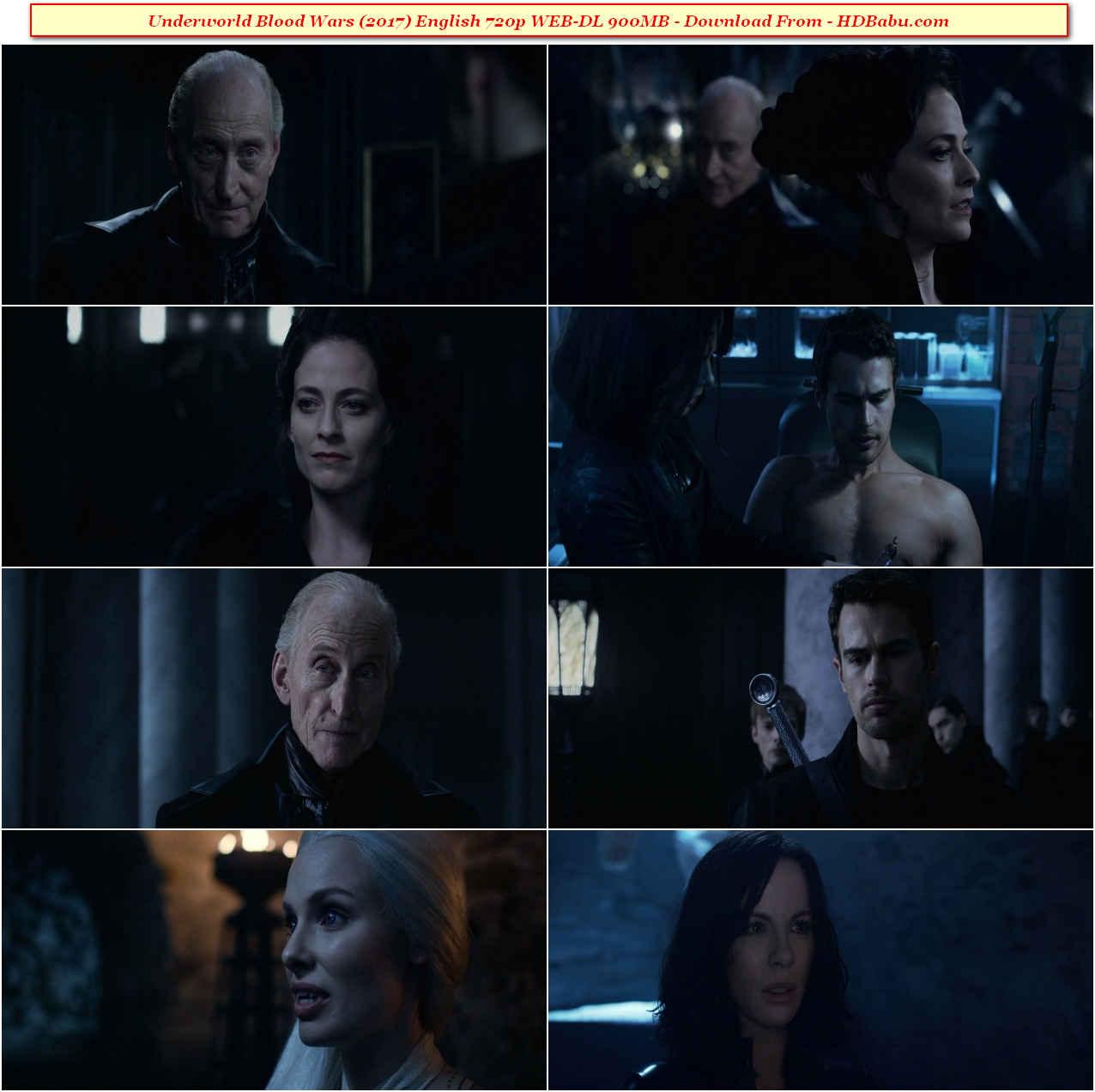 Underworld Blood Wars English Full Movie Download