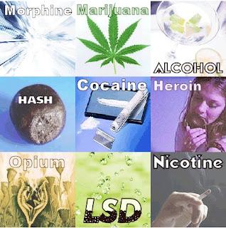 Narkoba, Psikotropika, dan Zat Aditif