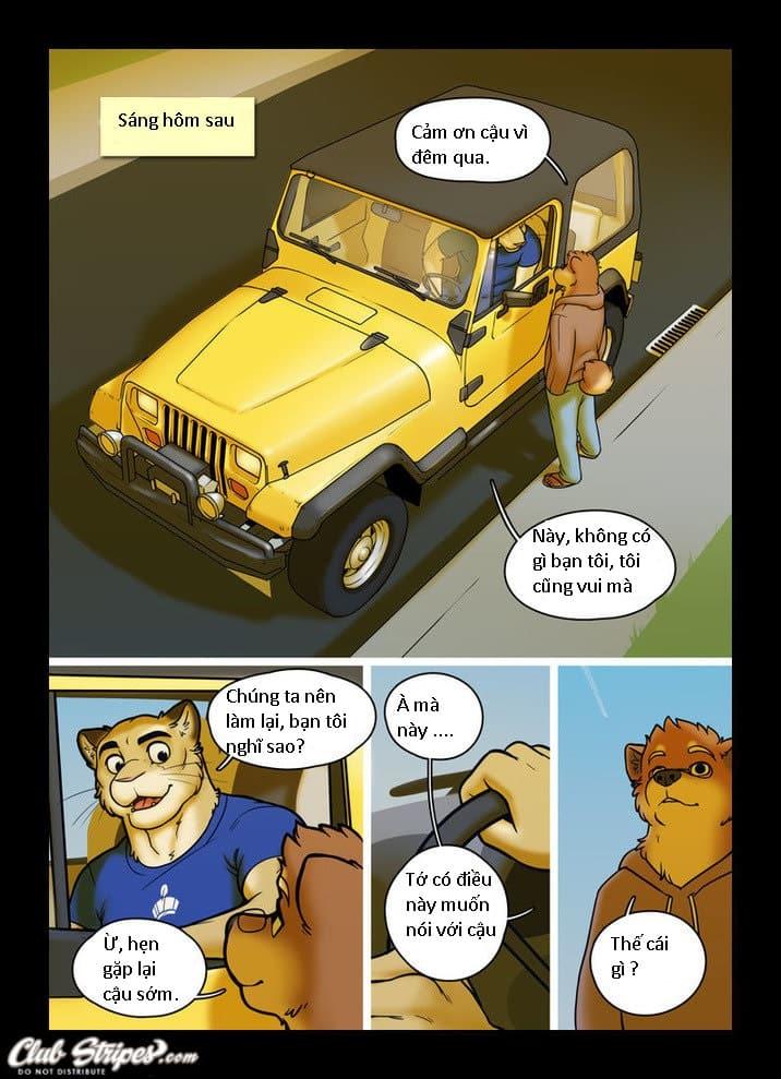 Trang 22 - Người bạn bé nhỏ 3 () - Truyện tranh Gay - Server HostedOnGoogleServerStaging