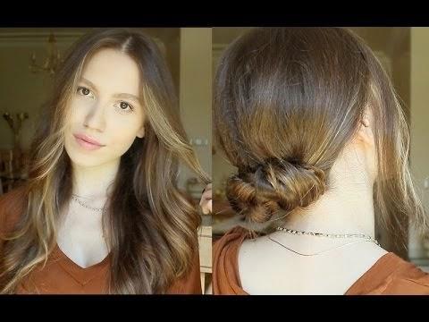 düzleştirici ile dalgalı saç yapımı