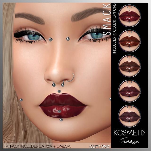 .kosmetik Finesse Smack Lipstick