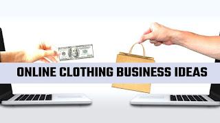 ऑनलाइन कपडे के बिज़नेस आइडियाज 2021 - Online Clothing Business In Hindi