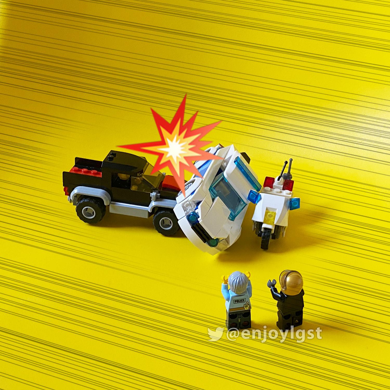 LEGOで英語!ジェイソン・ステイサムを捕まえろ:LEGOで遊びながら英語を学ぶシリーズ