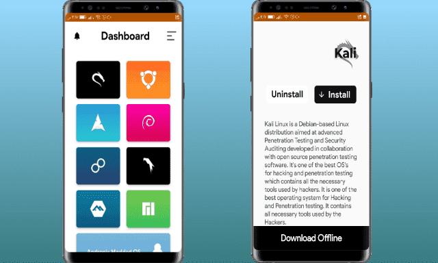 جديد التطبيقات: AndroNix لتثبيت لينكس على أندرويد وبدون روت