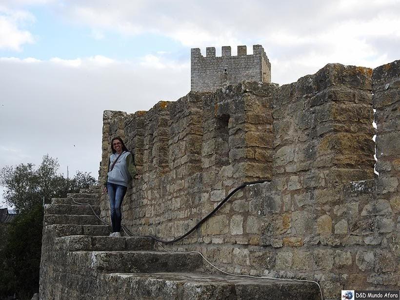 Muralhas de Óbidos - O que fazer em Óbidos