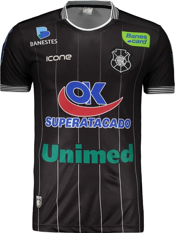 45cd83ff823d3 Ícone Sports lança a nova camisa reserva do Rio Branco - Show de Camisas