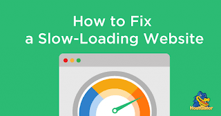 How to solve Slow-Loading Site by yourself
