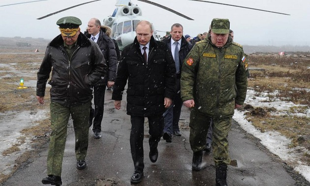 Αποκάλυψη: Το σχέδιο της Μόσχας σε περίπτωση πολέμου με την Ουκρανία