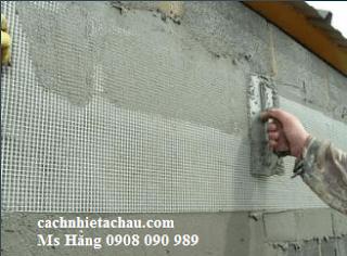 LTT10 Đặc điểm và ứng dụng của lưới sợi thủy tinh chống thấm, chống nứt trong xây dựng