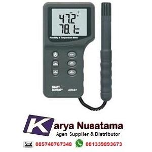 Jual Smart Sensor Temperature AR 847 Humidity di Bengkulu