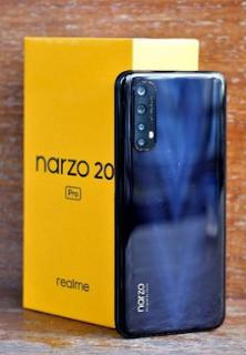Ulasan Smarphone Terbaru Realme Narzo 20 Pro