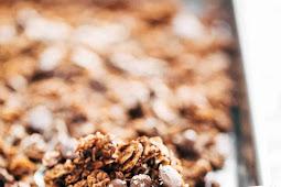 The Ultimate Chocolate Granola