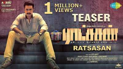 Ratsasan (2018) Hindi - Tamil Movie Download Dual Audio 480p