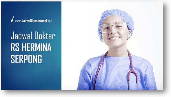 Jadwal Dokter RS Hermina Serpong