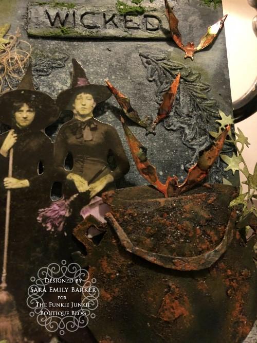 Sara Emily Barker https://sarascloset1.blogspot.com/2019/10/october-31-tombstone-for-funkie-junkie.html Tombstone Etcetera Tag 6