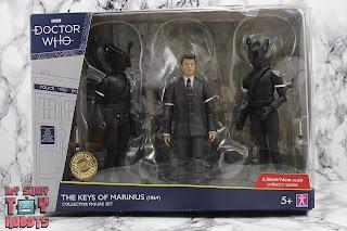 Doctor Who 'The Keys of Marinus' Figure Set Box 01