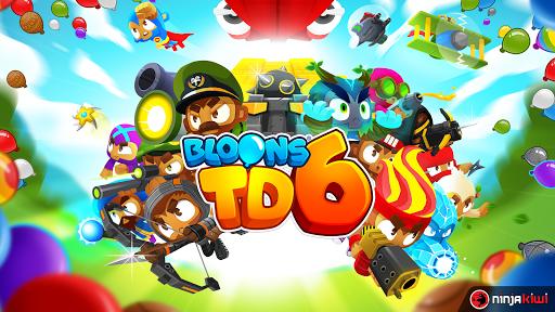 تحميل لعبة Bloons TD 6 v1.8 مهكرة وكاملة للاندرويد أموال لا تنتهي