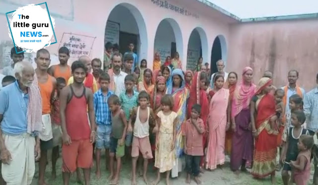 Chakbara Panchayat flood Madhuban
