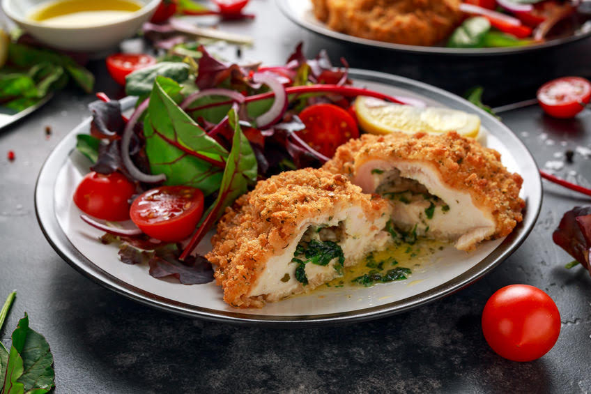 Mystery Lovers Kitchen Hank Ryans Yummy Chicken Kiev