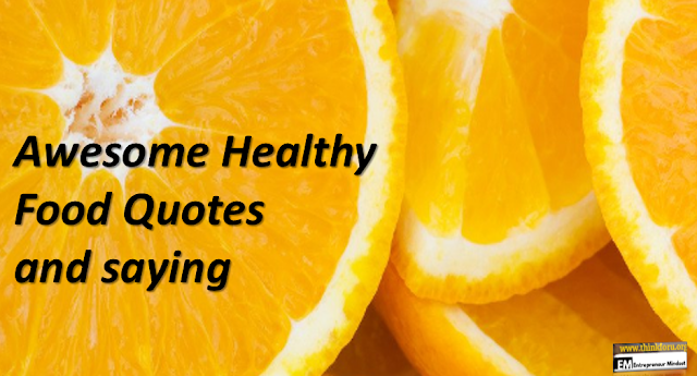 Image of  food Quotes