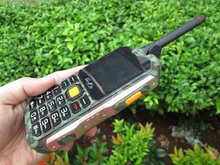 hape outdoor walkie talkie GoFly E8800 baterai 8800mAh