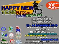 HAPPY NEW YEAR FUTSAL COMPETITON 2019
