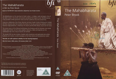 Carátula dvd: The Mahabharata