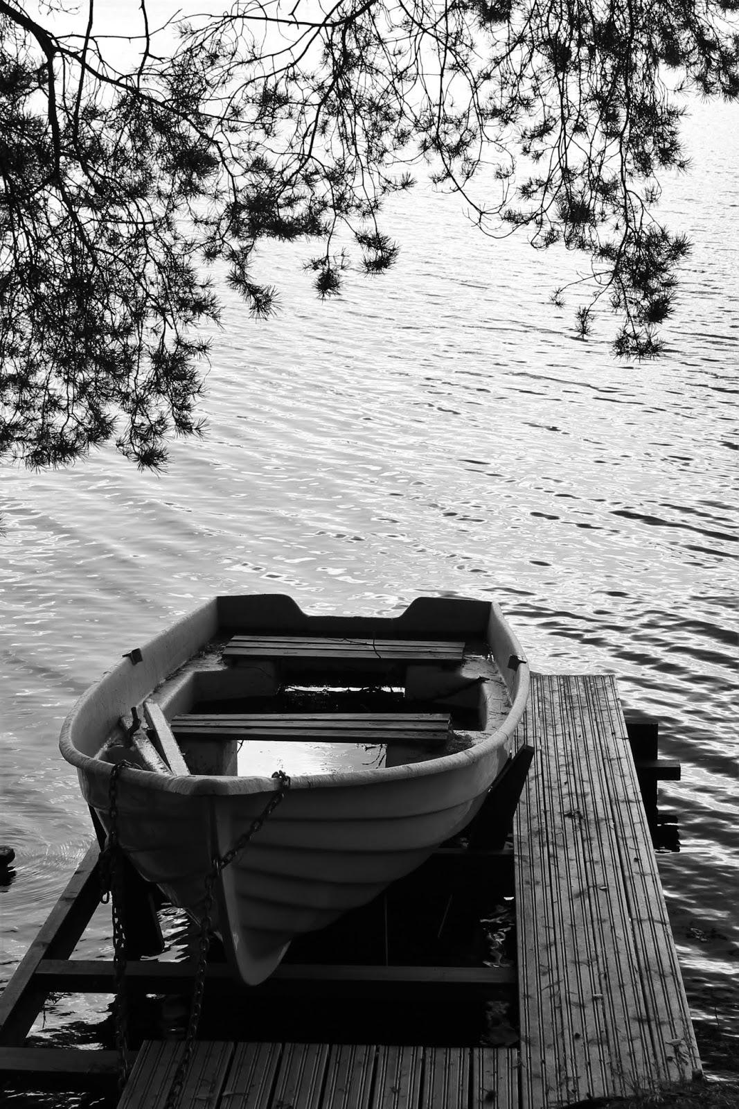 Vene Pyynikinrannassa