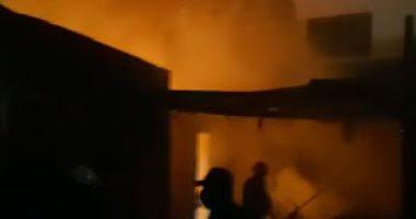 أحمد مرتضى منصور يعلن انتهاء حريق مقر الزمالك